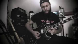 "Hagstrom Fantomen. ""Phantoms"" Playthrough by Luke Genders (Wild Lies)"
