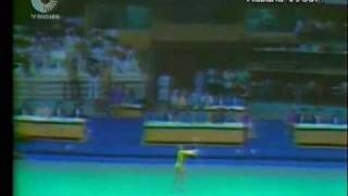 Stela Angelova Clubs Junior 1985IntervisionCup
