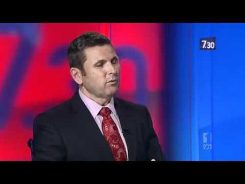 WA Premier Colin Barnett Reacts To Mining Tax