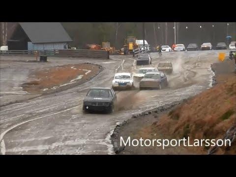 Folkrace - Vinterracet Harabacken 2016-30-01