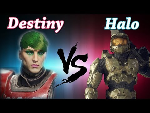 """""""Destiny is Better Than Halo in EVERY WAY!"""" Response Video"""