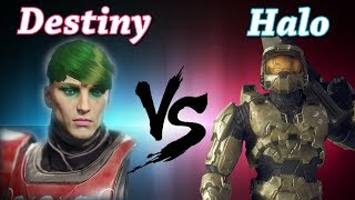 """Destiny is Better Than Halo in EVERY WAY!"" Response Video"