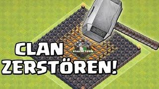 Mobilefanboy Clan zerstört? - Clash of Clans Troll [Deutsch/German HD+]