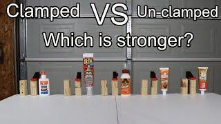 Do Clamps Make Glue Stronger?