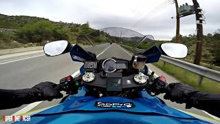 Move Over Suzuki GsxR 1000 On The Way GoPro Gimbal
