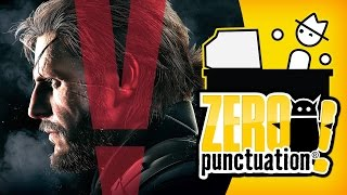Metal Gear Solid V: The Phantom Pain (Zero Punctuation)
