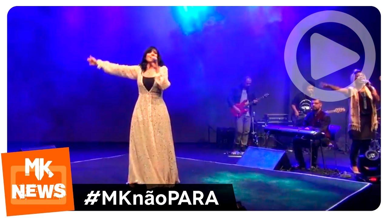 Fernanda Brum - Lançamento do DVD Da Eternidade Ao Vivo Em Israel (#MKnãoPARA)