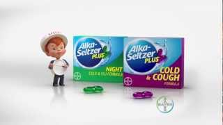 "Alka Seltzer Plus ""Stubby Nose"" :30TV Audio Producers Group (APG) Sound Design"