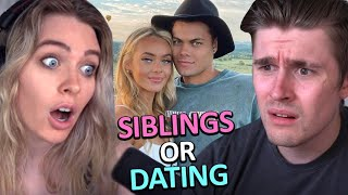 I Made My Girlfriend Play Siblings or Dating...