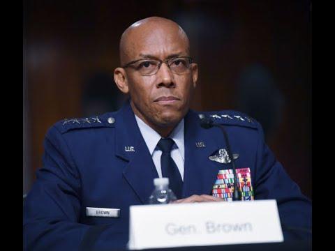 Air Force Gen. Charles Q. Brown Jr.