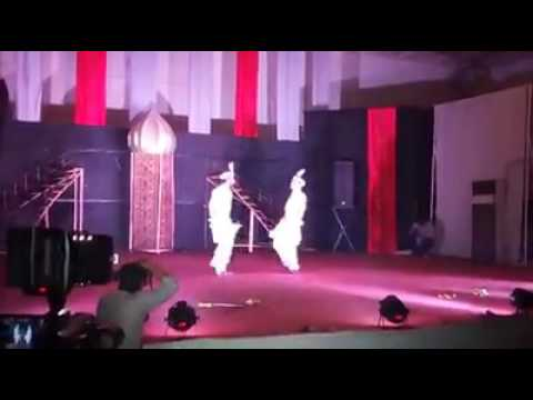 Gilgiti dance by Gbianz at university of agriculture Faisalabad