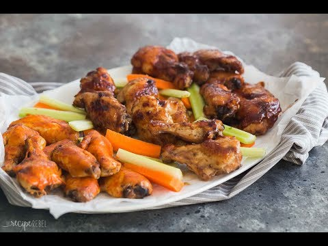 How To Make Crockpot Chicken Wings | The Recipe Rebel