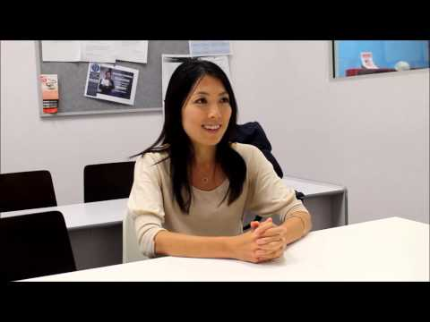 An exit interview with Nahoko TOYOIZUMI from Japan (IELTS Prep)