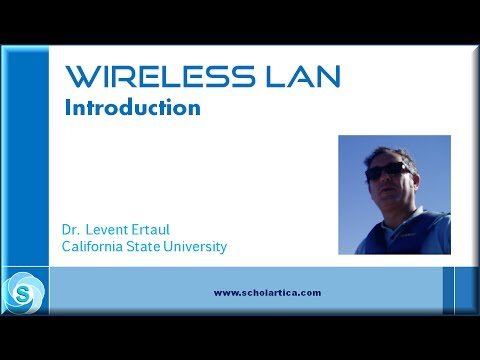 802.11 Wireless LAN Introduction - Fundamental Concepts