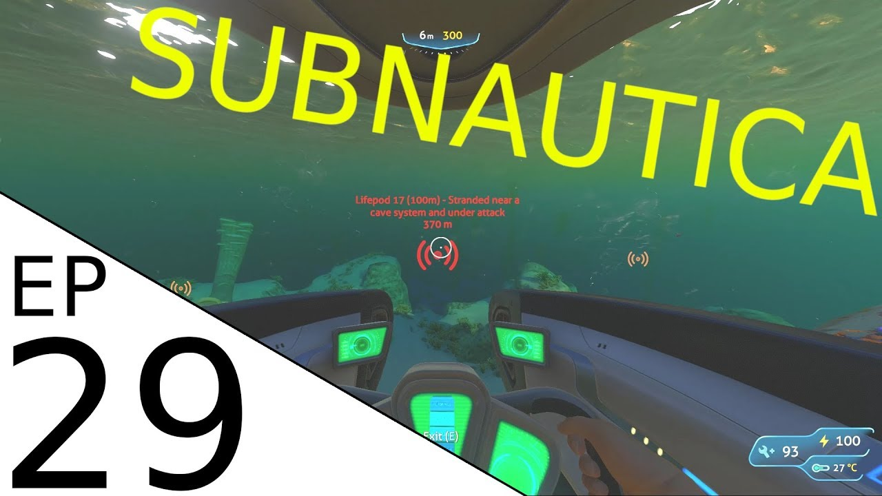 Subnautica Ep 29 Scanner Room Fragments Youtube А и куприн куст сирени. youtube