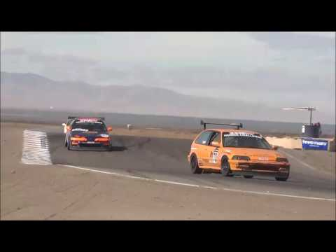 2016 NASA Western States Championship Races - HC, GTS2, Legends, Thunder Roadster