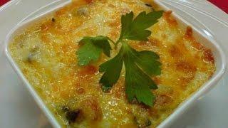 Рецепт вкуснейшего блюда из баклажан - баклажаны в духовке с помидорами и сыром