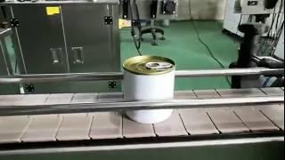 캔 캔 씰링 기계 금속…