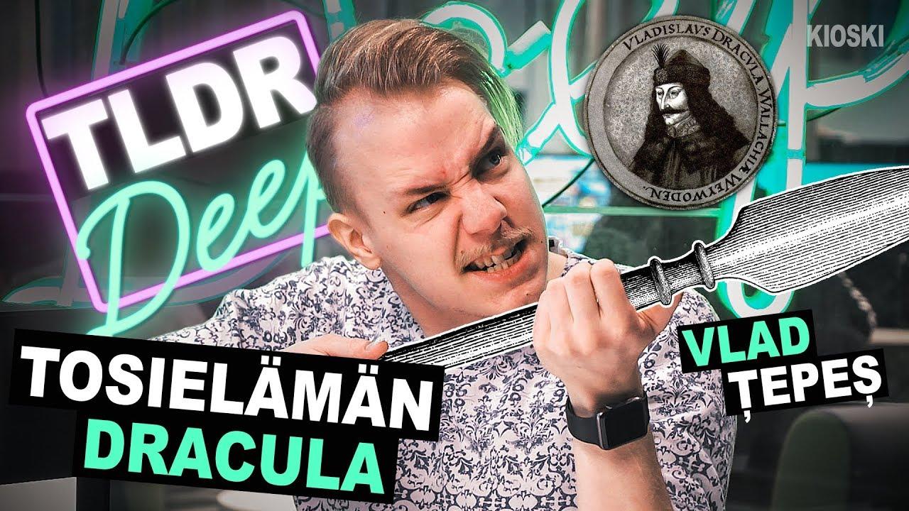 "Vlad ""Seivästäjä"" Dracula - TLDRDEEP"