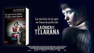 LA CHICA EN LA TELARAÑA | Avance oficial (HD)
