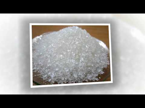 ★ What Is Magnesium Sulfate (Epsom Salt)?