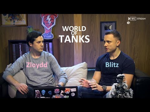 World of Tanks developers in battle - WarGaming