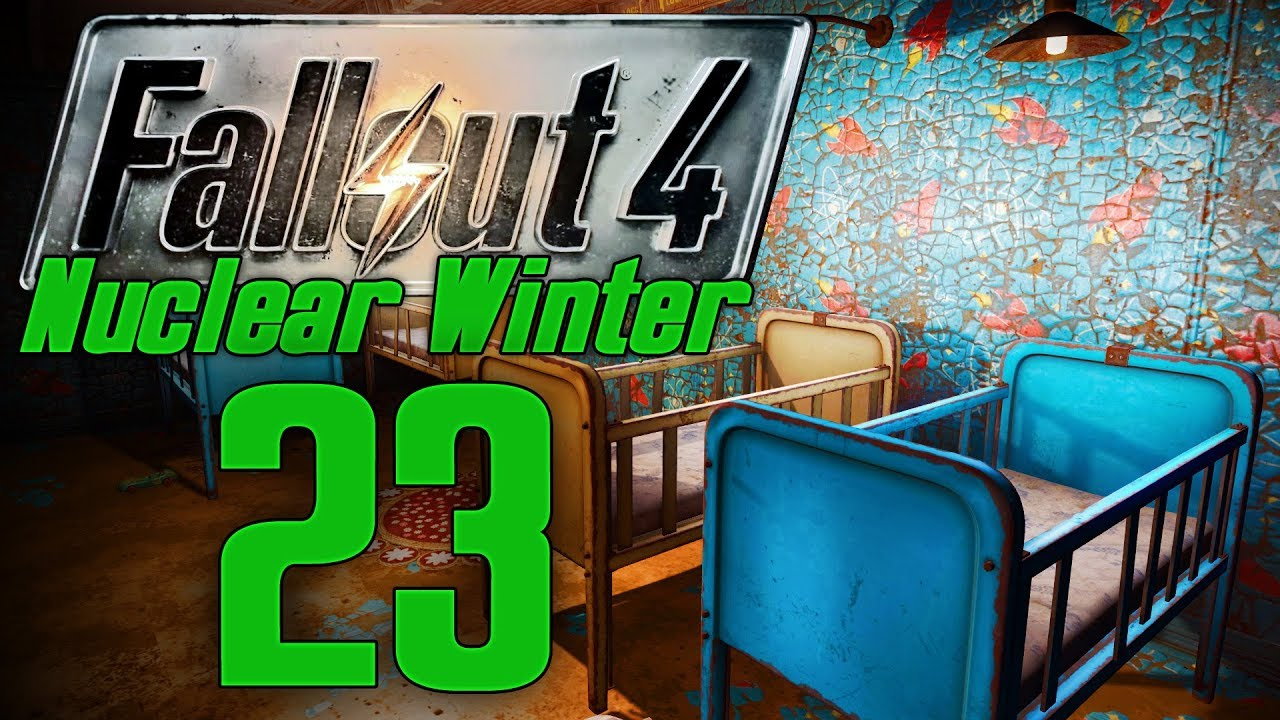 SKINNY MALONE | | Fallout 4: Nuclear Winter | Ep 23 | Modded survival let's  play