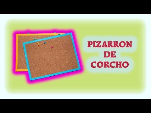 DIY | Pizarron