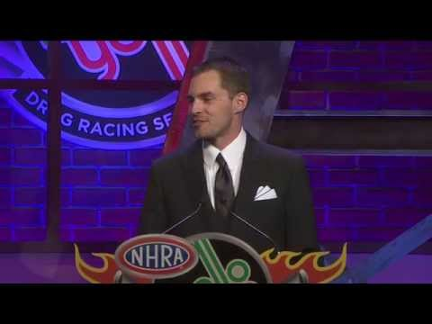 2014 NHRA Mello Yello Awards Ceremony Part 2