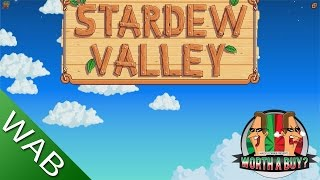 Stardew Valley Review - Worthabuy