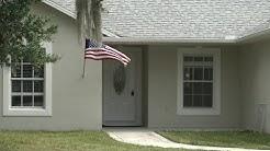 Veteran gets mortgage-free home