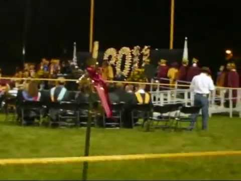 Los Banos High School Graduation Ceremony 2011 (Part 2)