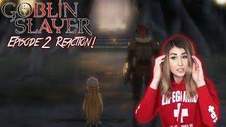 Video DAILY GOBLIN! GOBLIN SLAYER Episode 2 REACTION! download MP3, 3GP, MP4, WEBM, AVI, FLV Oktober 2018