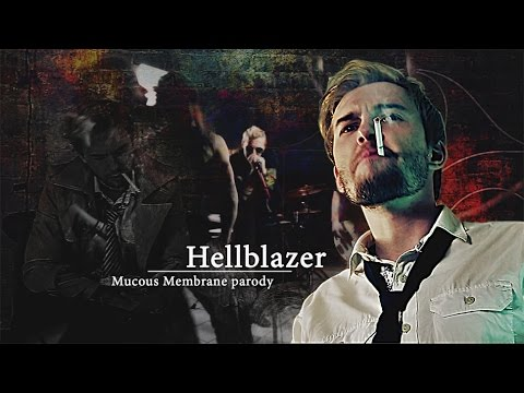 Constantine - Mucous Membrane parody  (kvadriga music)