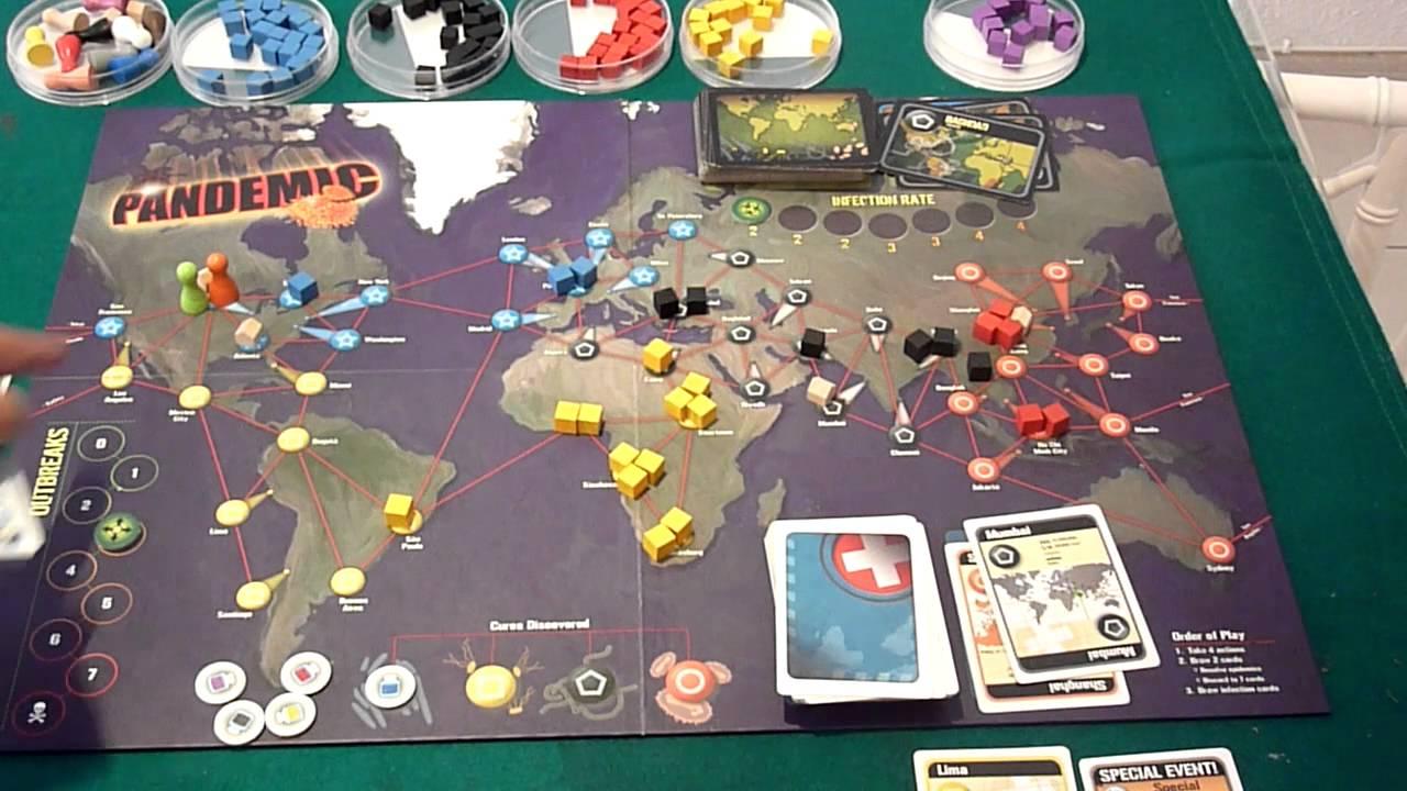 Videorese a del juego de mesa pandemic youtube for Flashpoint juego de mesa