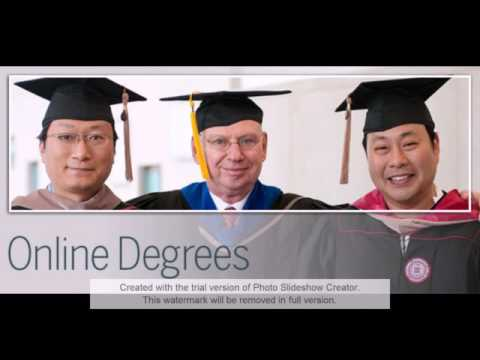online education and degrees