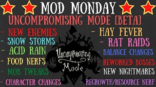 Mod Monday: Uncompromising Mode [Complete Gameplay Overhaul]