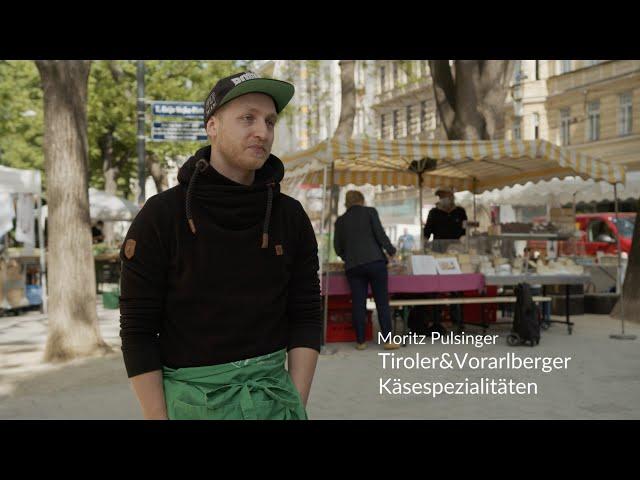 Lerchenfelder Bauernmarkt Grätzl-Portrait  - Teaser 3