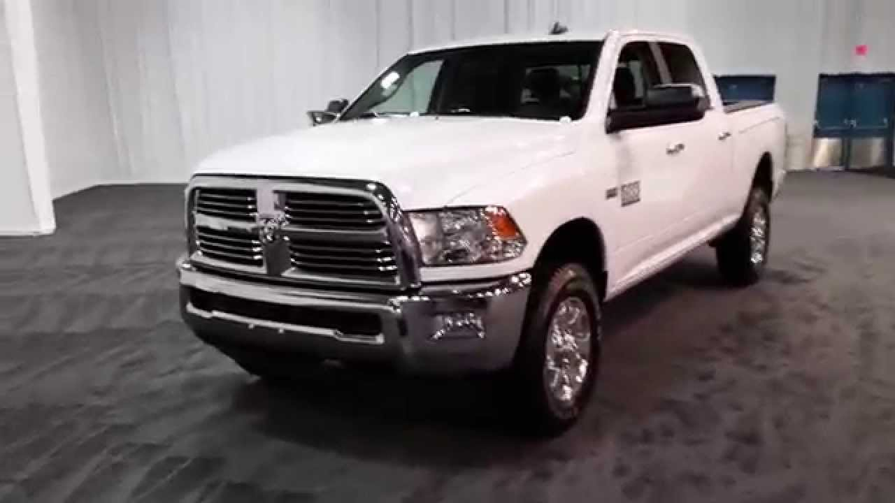 2016 ram 2500 heavy duty hemi walkaround review youtube. Black Bedroom Furniture Sets. Home Design Ideas