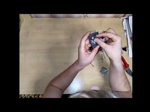 Как разобрать точилку для карандашей