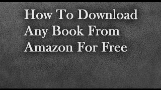 How To Download Any Book From Amazon For Free screenshot 5