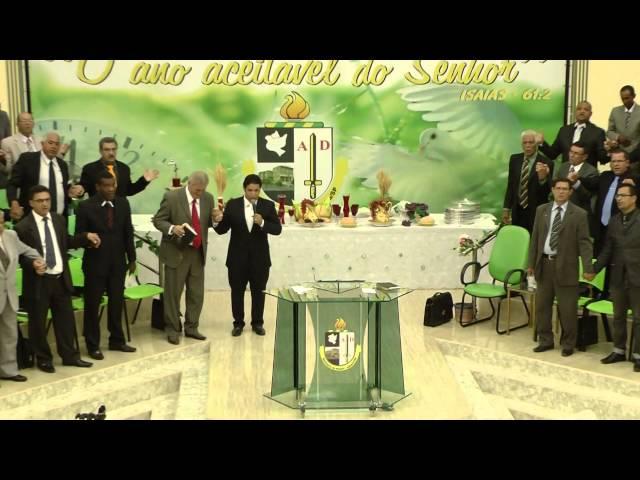 Louvor Santa Ceia AD Artur Nogueira/SP - NOV/14