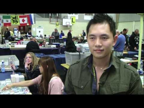Maastricht Paper Money Dealers Talk about the Convention. VIDEO: