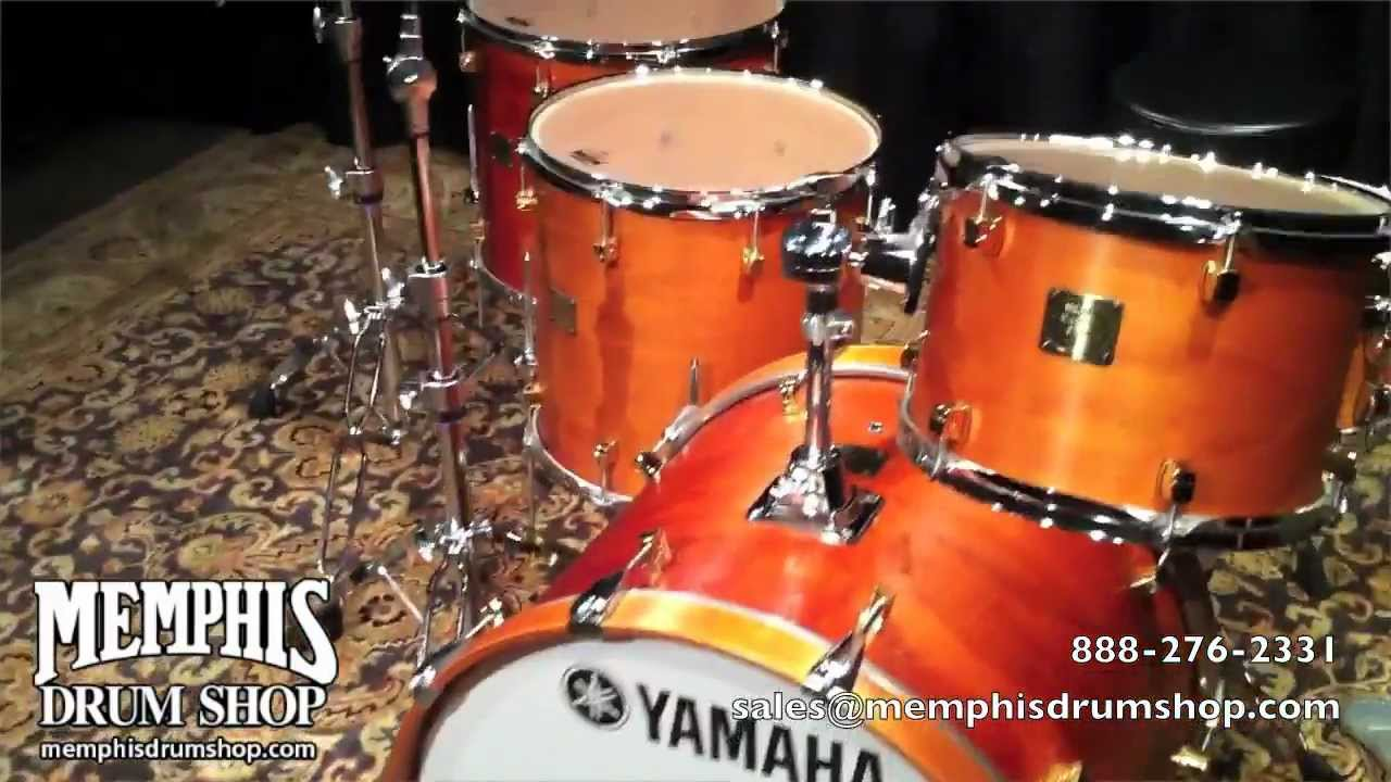 Yamaha Maple Custom Vintage Natural