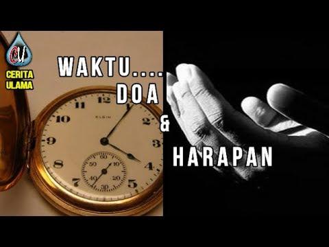 WAKTU..DOA DAN HARAPAN