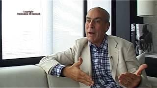 Rencontre  avec Fouad Abdelmoumni,1ère partie, à Bruxelles le 22 /05/13.