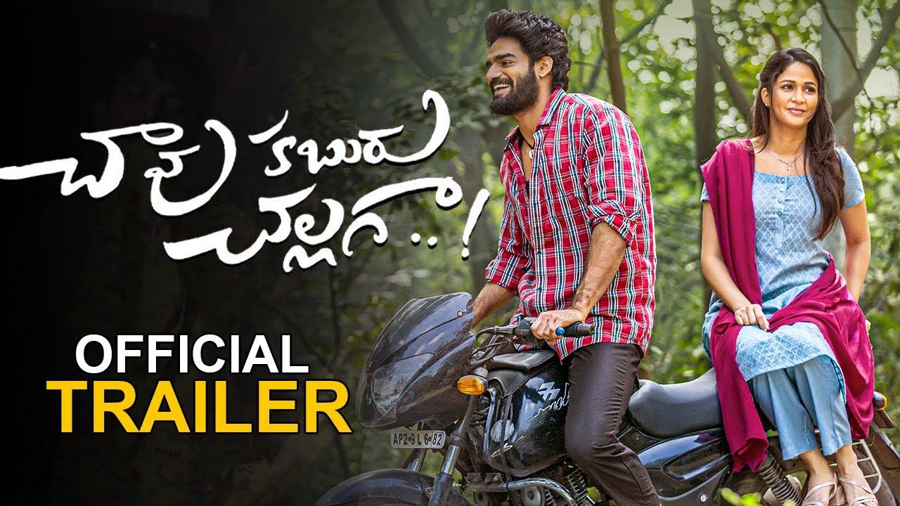 Download Chaavu Kaburu Challaga Movie New Trailer   Kartikeya   Lavanya Tripathi   Filmyfocus.com