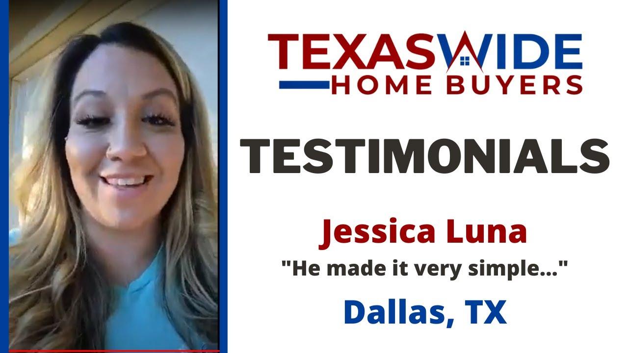 Testimonials: Jessica L. | Dallas, TX