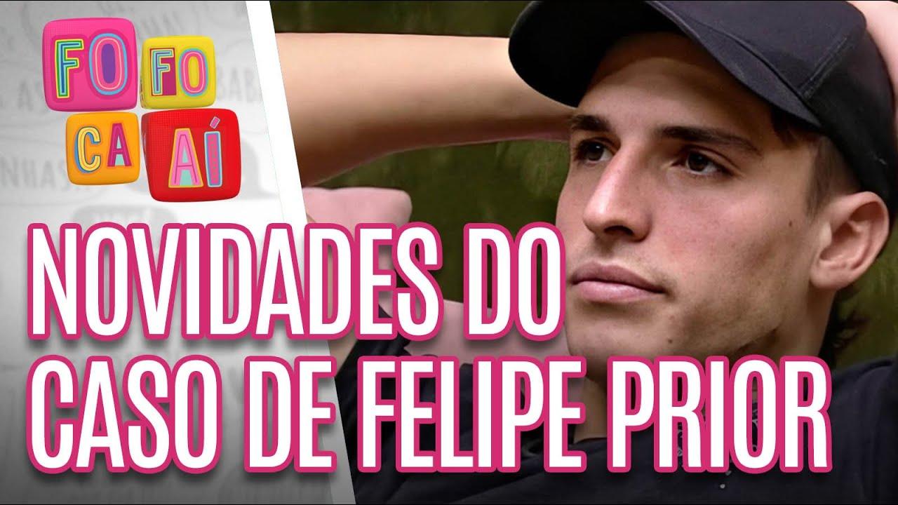 Inquérito POLICIAL é instaurado no caso de Felipe Prior - Fofoca Aí (07/04/20)