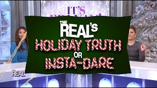 Holiday Truth or Dare! – Part 1